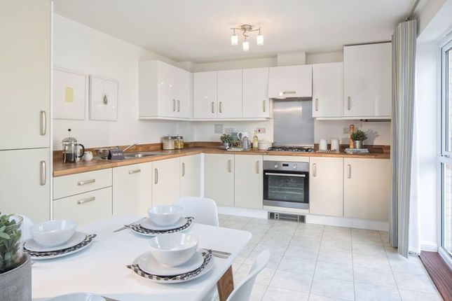 "Thumbnail Semi-detached house for sale in ""Chesterfield"" at Hamble Lane, Bursledon, Southampton"