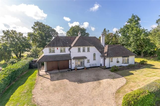 Thumbnail Detached house for sale in Church Lane, Dogmersfield, Hook, Hampshire