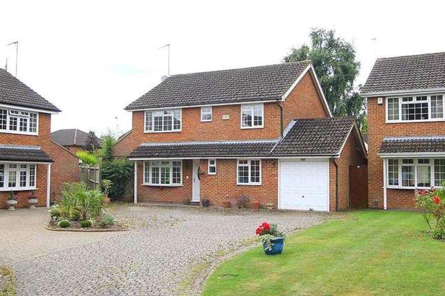Thumbnail Detached house for sale in Edenhall Close, Leverstock Green, Hemel Hempstead, Hertfordshire