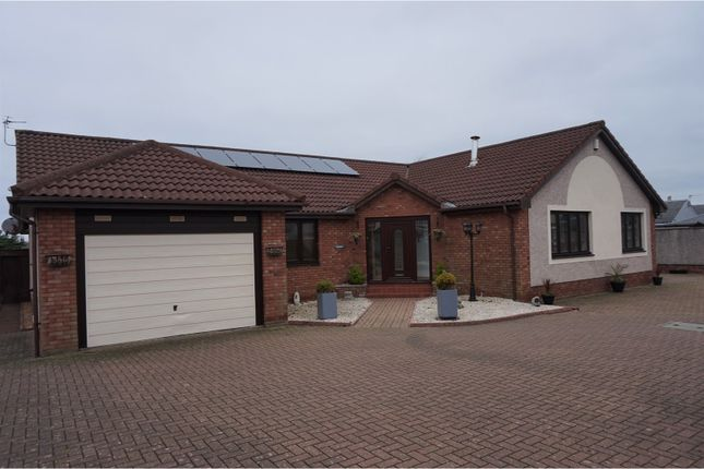 Thumbnail Detached bungalow for sale in Templeton Gardens, Prestwick