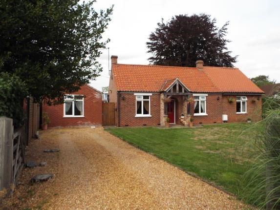 Thumbnail Bungalow for sale in Dersingham, Kings Lynn, Norfolk