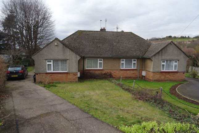 Thumbnail Semi-detached house to rent in Turnpike Drive, Pratts Bottom, Orpington, Kent