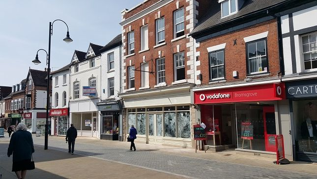 Thumbnail Retail premises to let in 67 High Street, Bromsgrove