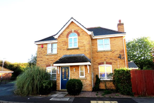 Thumbnail Detached house to rent in Juniper Way, Sleaford