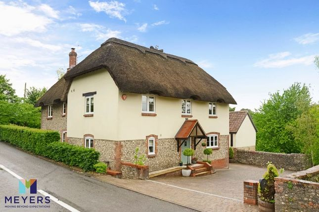 Thumbnail Detached house for sale in Church Hill, Piddlehinton