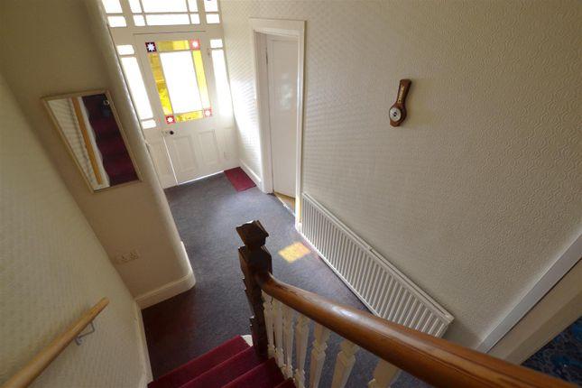 Hallway of Carmarthen Road, Kilgetty SA68