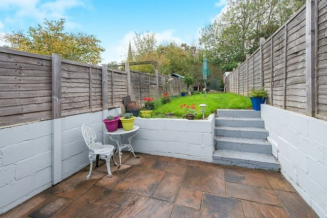 Thumbnail 2 bed terraced house to rent in Upper Stone Street, Maidstone