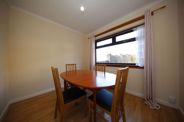 Dining Room of Earn Crescent, Dundee DD2