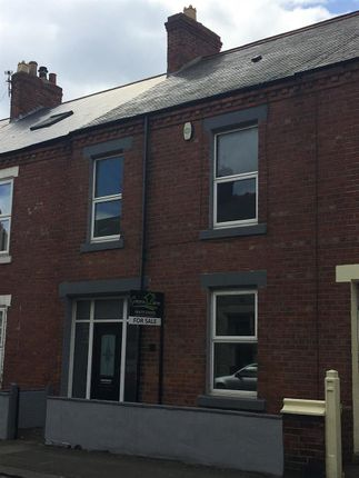 Thumbnail Terraced house for sale in Park Road, Blyth