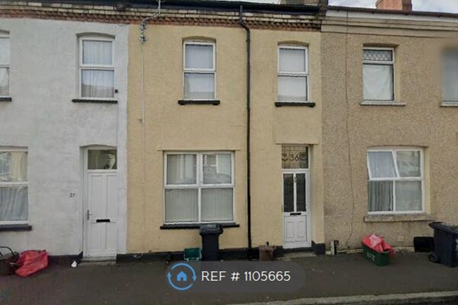 Thumbnail Terraced house to rent in Livingstone Place, Newport