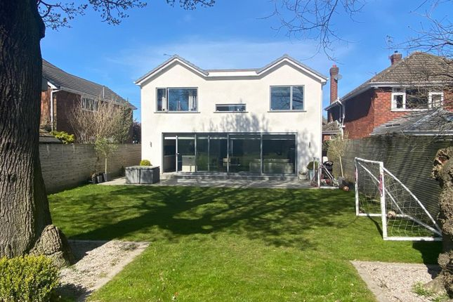 Thumbnail Detached house for sale in Links Road, Wilmslow