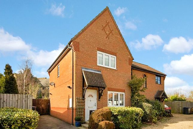 Thumbnail Semi-detached house for sale in The Thatchers, Thorley, Bishop's Stortford