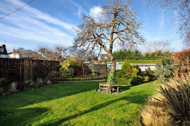 Rear Garden of Higher Shapter Street, Topsham, Exeter EX3