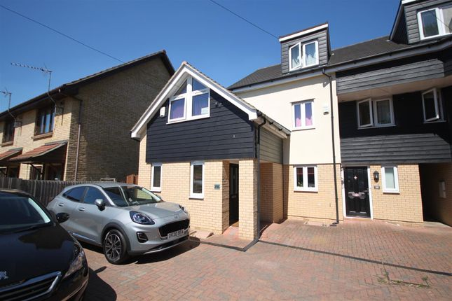 Thumbnail End terrace house for sale in Green End Road, Chesterton, Cambridge