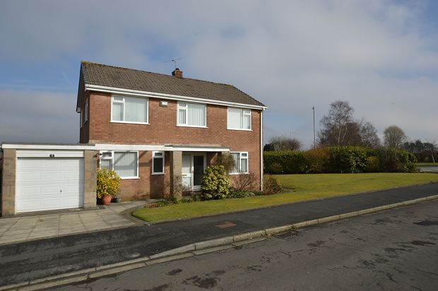 Thumbnail Detached house for sale in Errington Close, Ladybridge, Bolton