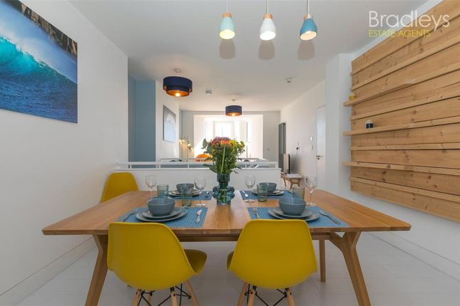 Thumbnail Flat for sale in The Promenade, Penzance, Cornwall