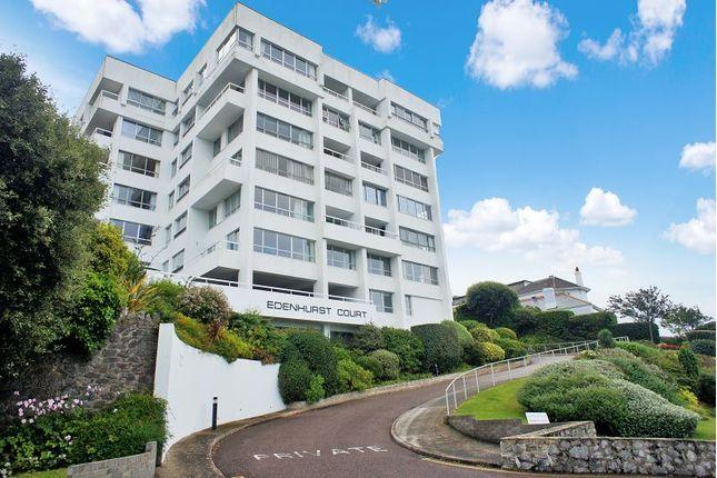 Thumbnail Flat for sale in Edenhurst Court, Park Hill Road, Torquay