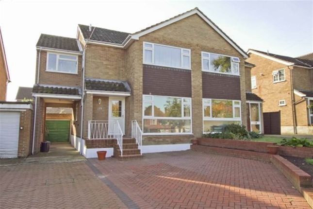 Thumbnail Property to rent in Swakeleys Road, Ickenham