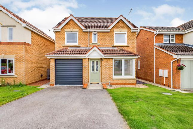 Thumbnail Detached house for sale in Swallow Road, Driffield