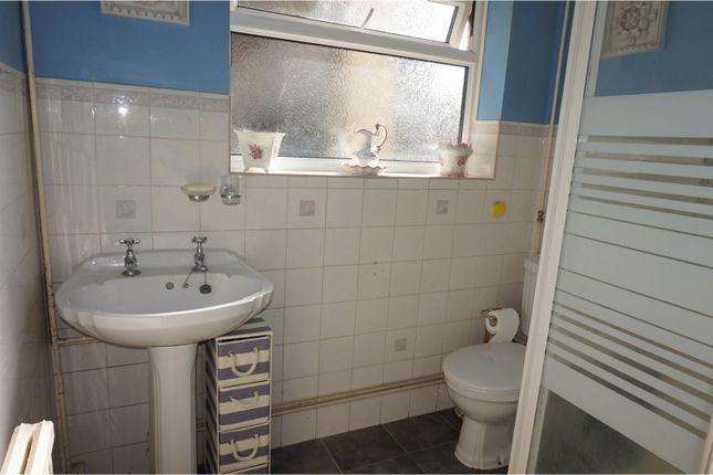 Shower Room of Heol Tir Coch, Efail Isaf, Pontypridd CF38