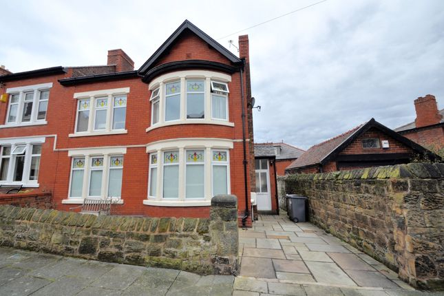 Thumbnail Semi-detached house for sale in St. Georges Mount, New Brighton, Wallasey