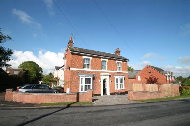 Thumbnail Detached house to rent in Church Road, Webheath, Redditch