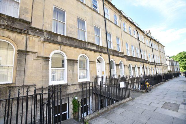 Front Elevation of Henrietta Street, Bath, Somerset BA2