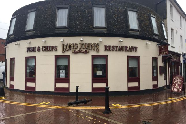 Thumbnail Restaurant/cafe for sale in Chapel Lane, Poole