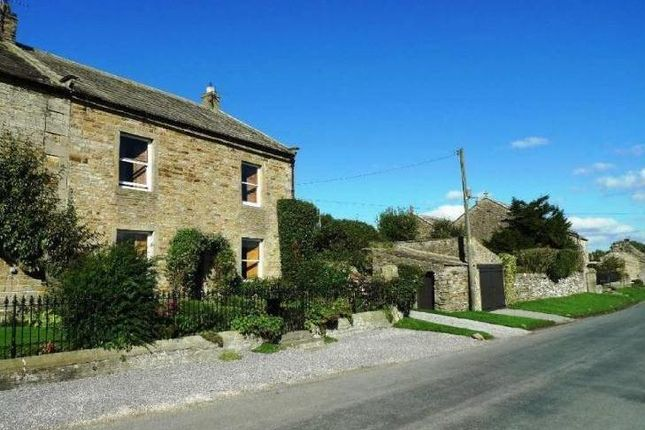 Thumbnail Semi-detached house for sale in Carlton, Leyburn