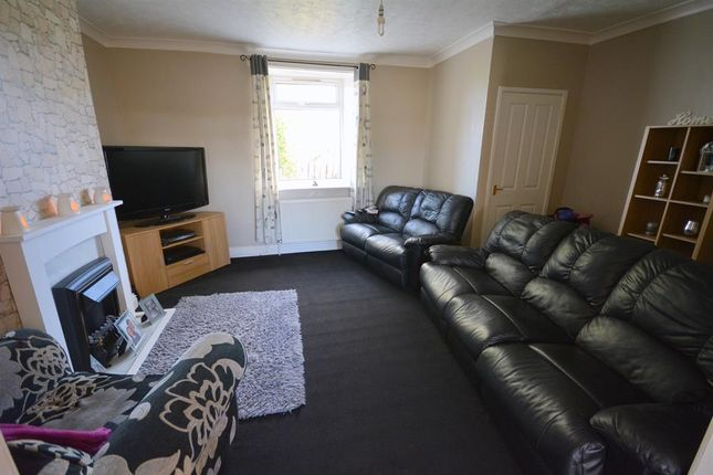 Living Room of William Street, Auckland Park, Bishop Auckland DL14