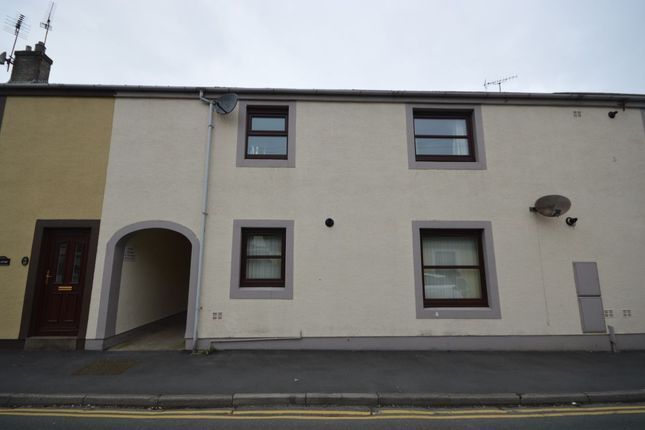 Thumbnail Flat to rent in Cavendish Street, Workington