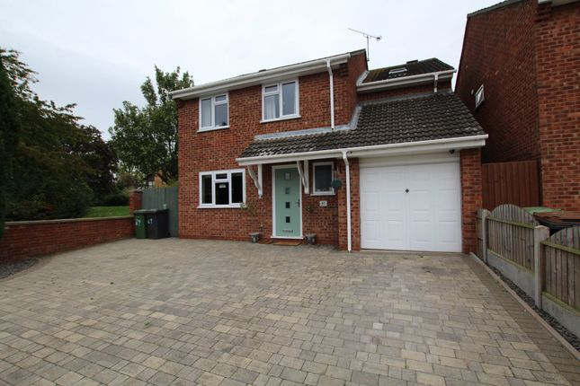 Thumbnail Detached house for sale in Ambleside Road, Bedworth