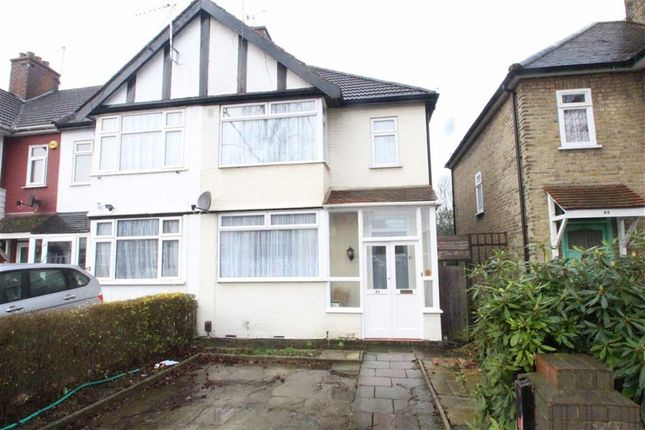 3 bed semi-detached house for sale in Uplands, Woodford Green, Essex