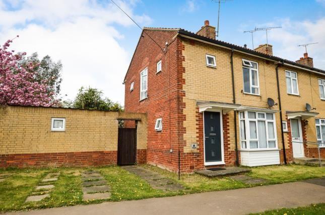 Thumbnail Terraced house for sale in Twelve Acres, Willesborough, Ashford, Kent