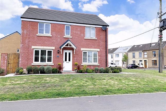 Thumbnail Detached house for sale in Maes Y Glo, Llanelli