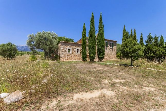 Country house for sale in Spain, Mallorca, Selva, Moscari