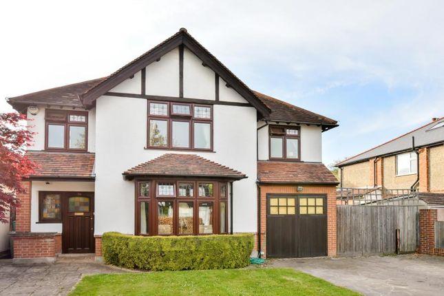 Thumbnail Detached house for sale in Reddons Road, Beckenham
