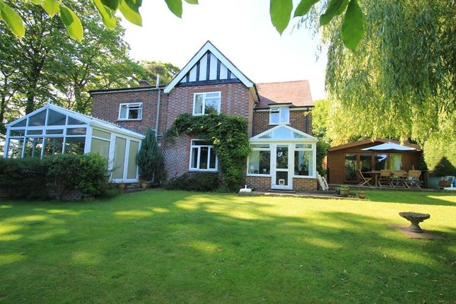 Thumbnail Detached house for sale in High Street, Burwash, East Sussex