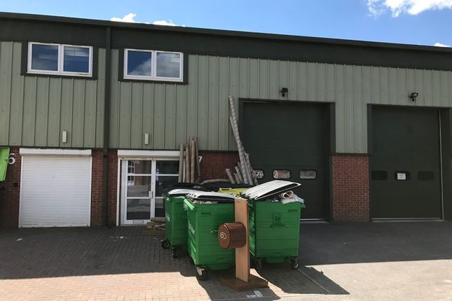 Thumbnail Warehouse for sale in Glenmore Business Park, Unit 17, Blandford Forum, Dorset