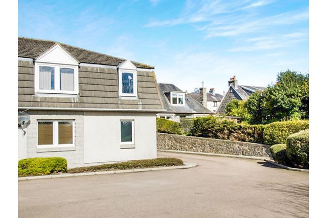 Thumbnail Flat for sale in 26 Balnagask Road, Torry, Aberdeen