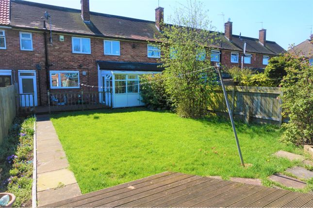 Thumbnail Terraced house for sale in Nestor Grove, Hull