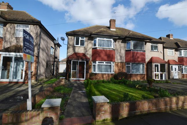 Thumbnail Semi-detached house for sale in Vine Close, West Drayton