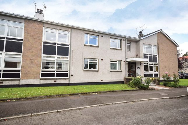 Thumbnail Flat for sale in Kennedy Court, Flat 1/1, Giffnock, Glasgow