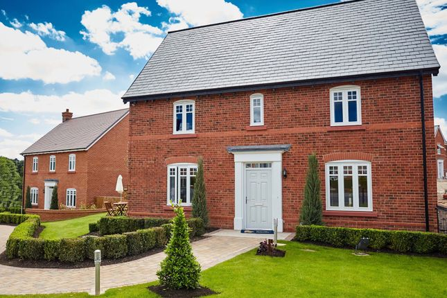 "Thumbnail Detached house for sale in ""Aldford"" at Tarporley Business Centre, Nantwich Road, Tarporley"