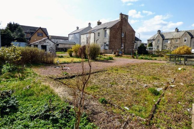 Thumbnail Land for sale in Station Road, Law, Carluke