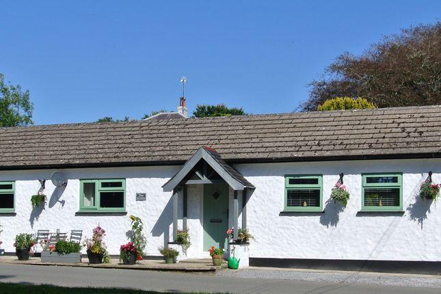 Thumbnail Detached bungalow for sale in St Florence, Tenby, Pembrokeshire
