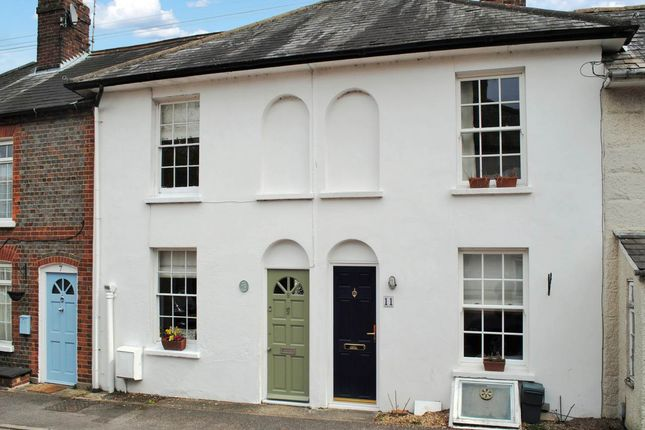 Thumbnail Cottage to rent in Prospect Place, Newbury, Berkshire