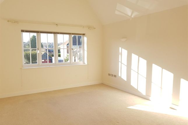 Thumbnail Flat to rent in Rectory Close, Newbury