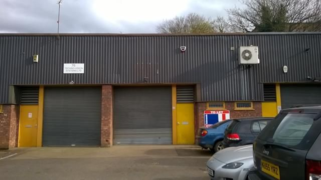 Thumbnail Light industrial for sale in 77 Bunting Road, Northampton