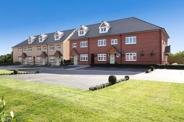 Thumbnail Mews house for sale in Earl's Park. Chester Lane, Chester, Cheshire